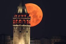 Galata tower / Istanbul-Turkey