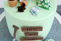 70 cake