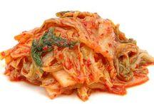 zelí kimči