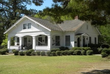 My Bungalow Retreat / For 7 years my husband and I lived in a Craftsman-style bungalow built in 1910 & located in south-central Mississippi. I called it my Bungalow Retreat.