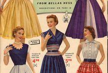 Vestidos De 1950