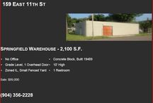 Warehouses for Lease / Warehouses for lease in Jacksonville, FL from Easton, Sanderson and Company
