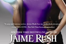 My Jaime Rush Books / These are my Jaime books, all romantic suspense with paranormal elements!
