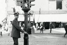 Sejarah Traffic light