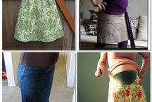 Embarazo y costura