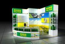 Exhibition stands / Выставочные стенды ТМ SOTA, мобильное выставочное оборудование, модульное оборудование