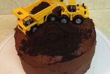 birthday cakes/crafts