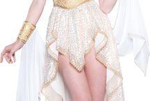 greek woman costume