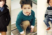 Cabelo - Menino / Inspirações de corte de cabelo e penteados para meninos.