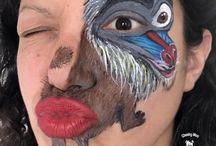 Funny Face Paints