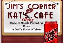 Jim's Corner @ Kat's Cafe / by Kat's Cafe