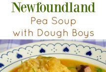 Newfoundland Recipies