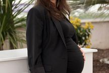 Pregnancy Inspiration / It's possible to look cute when pregnant.  Proof. / by Diolinda Vaz