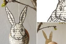 // Easter Oster Hase