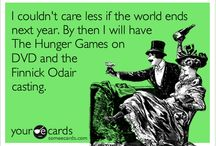 Hunger Games / by Noelle Olson