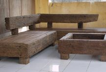 railway sleeper ideas