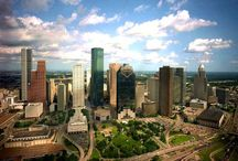 I'm from Houston, TEXAS, y'all! / Houston, Texas.  My hometown.