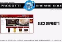 Organo Gold / Organo Gold l'Azienda con il Caffè del Benessere. Change Your Coffe, Change Your Life.  Distributore Indipendente Alberto Consoli