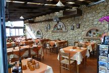 Life in Tuscany / The Tuscan Lifestyle is about relaxing with food and wine and enjoying your friends company.