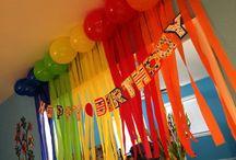 Austinn birthday / by Bettie Calvert