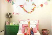 Room Design - Girls / Things to do with the girls room.  / by Becky @ Patchwork Posse