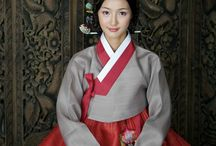 Hanbok / by Lindsey Le Blanc