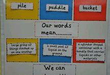 Vocabulary / by Breann Prince