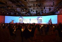 NOVARTIS / Corporate Meeting - Gala Dinner - DHS Event Solution - Technical Supplier