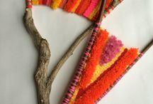 branch & stick weaving