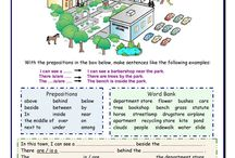 preposition of city