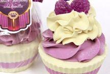 Sabão De Cupcake