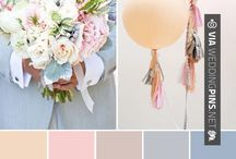 Wedding Colour Schemes 2015 / Check out the newest wedding colour schemes 2015 has to offer here on the upcoming 2015 board for wedding colour schemes. Check back often for updates! ;)