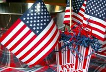 4th Of July Decor / Decorating Ideas For The 4th....Inside, Outside, Tabletop / by Suzette Scarbrough