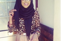 ♥Lovely hijab outfits♥