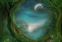 Волшебный, Чудесный, другой мир