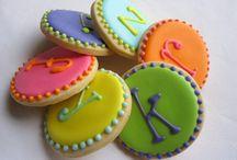 Cookies, Bars & Brownies