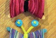 Wool craft ideas