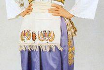 geleneksel kıyafetler