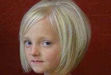 Bianka - New Hair Cut Idea's / by Lisa Harman