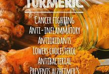 Turmeric - The Spice of Life / Everything about the numerous health benefits of Turmeric