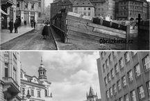 Fotografie z PromenyPrahy.cz II. / Srovnavaci fotografie z Prahy.