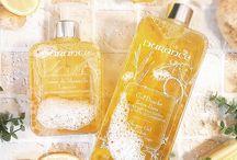 Lemon and Ginger Cosmetics