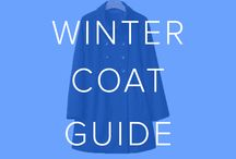 WINTER COAT GUIDE / A roundup of the best coats that will keep you warm and fashionable this winter! / by TODAY Show