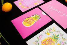 Приглашения и открытки
