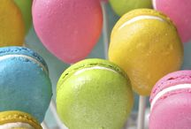 Macarons/Meringue