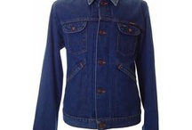 Vintage Denim Jackets / Vintage levi & wrangler denim jackets http://www.devoted2vintage.co.uk/EN/Men/Denim-Jackets.html