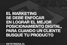 Our work El Marketing se debe enfocar en lograr el mejor posicionamiento digital.  #marketingdigital #seo #InboundMarketing #agenciadigital #blog