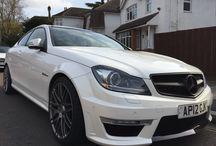 Mercedes C63 Coupe / A place to add awesome pics
