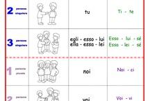 Italian language / Italien language