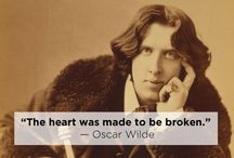 Oscar Wilde quips / Oscar wisdom is a strong source of inspiration for us at #quip